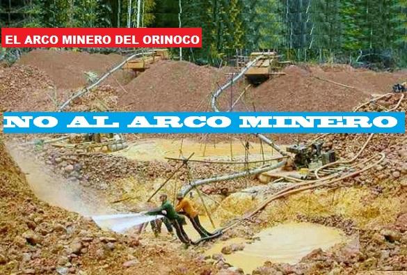 Resultado de imagen para azul ambientalistas arco minero