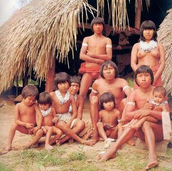 Resultado de imagen para buscar foto de indigenas venezolanos del amazonas y Bolívar