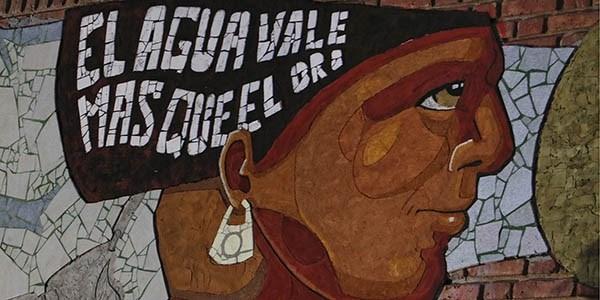 Resultado de imagen para 12 etnias indígenas, entre las mismas los pemones y waraos, por lo que su explotación sería un ecocidio y etnocidio.