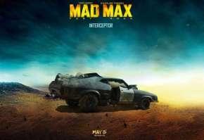 Los coches de MadMax