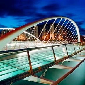 Puente de Bac de Roda: imagen de la modernidad de Sant Andreu,Barcelona
