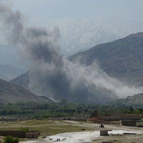 EEUU lanza la mamá de las bombas enAfganistán