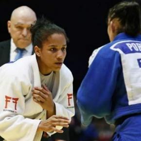 Elvismar Rodríguez ganó medalla de plata en Grand Prix deAntalya