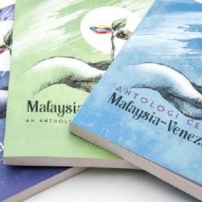 Malasia y Venezuela unidas en una antología de cuentoscortos