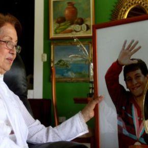 Arrestan a adolescente que mató a la mamá de RafaelVidal