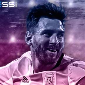 Leo Messi estrena una espectacular páginaweb