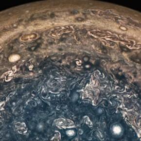 Nuevos datos sobre Júpiter dejan perplejos a loscientíficos