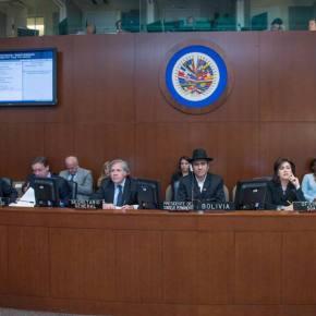 """OEA convoca sesión extraordinaria para debatir """"situación humanitaria"""" enVenezuela"""
