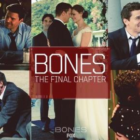 """Hoy es el adiós y emotivo final de """"Bones""""."""