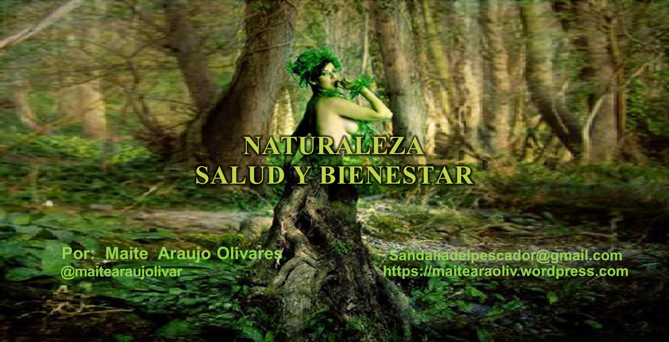 Maite Araujo Olivares: Hoy recordamos la Naturaleza y la Vida Silvestre en su día