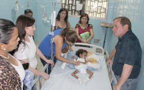Caritas: 54% de Niños venezolanos tienendesnutrición