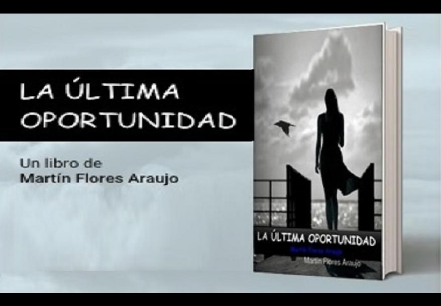 """Licdo. Martín Flores Araujo: Libro """"La Ültima Oportunidad""""  Entrevista"""