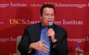 "Arnold Schwarzenegger demandará a petroleras por ""homicidio"" en primergrado"