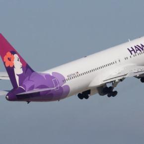 La historia del vuelo que despegó en 2018 y aterrizó en2017