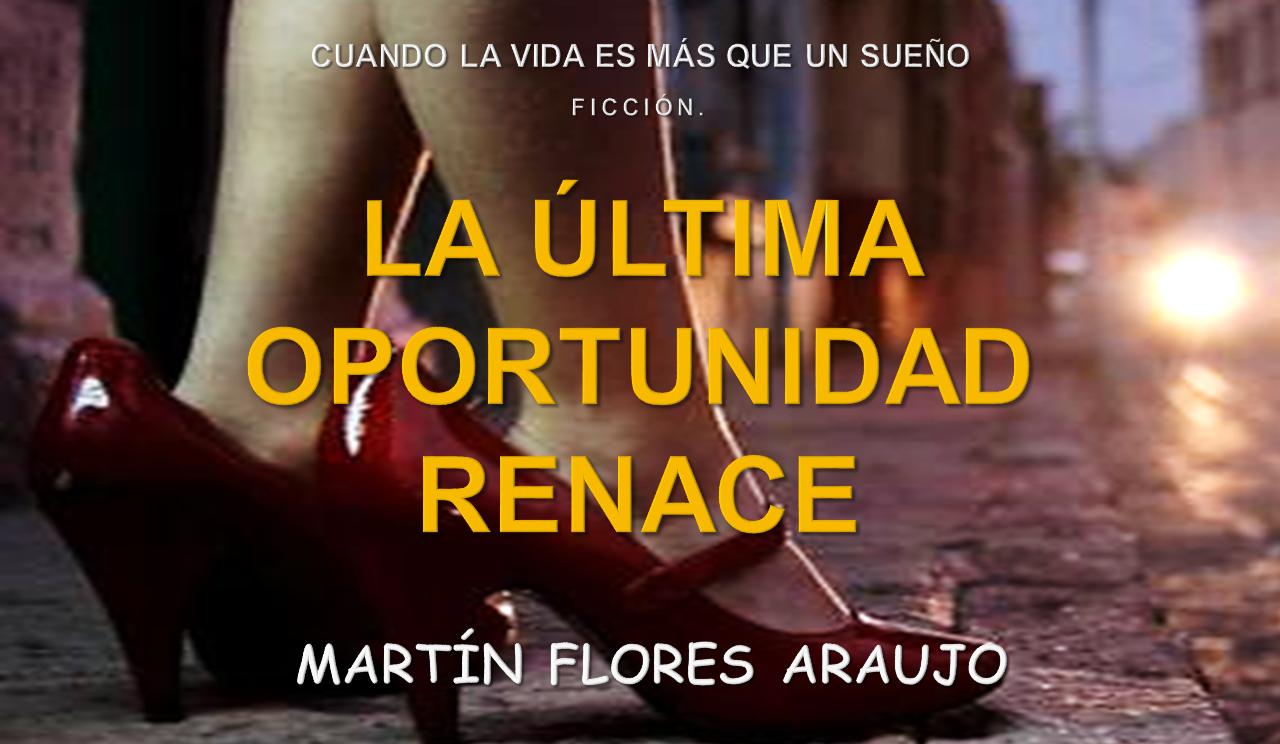 """Licdo. Martín Flores Araujo: Libro """"La Ültima Oportunidad Renace""""  Entrevista"""