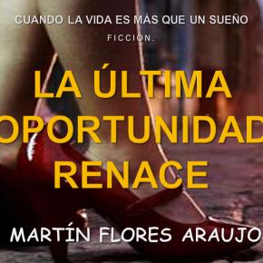 """Licdo. Martín Flores Araujo: Libro """"La Ültima Oportunidad Renace""""Entrevista"""