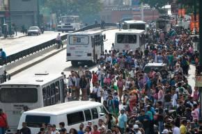 Sector transporte exige que se fije una tarifa para adulto mayor yestudiantes
