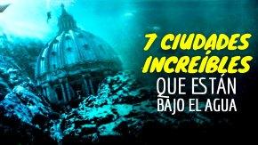 7 Increíbles Ciudades Bajo el Agua Que Debes Visitar (Más Un Concepto FuturistaExtra)
