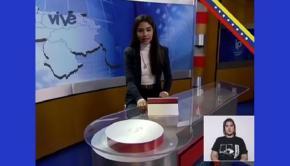 Conductora de noticiero venezolano fue despedida tras denunciar EN VIVO que su jefa la acosaba[VIDEO]