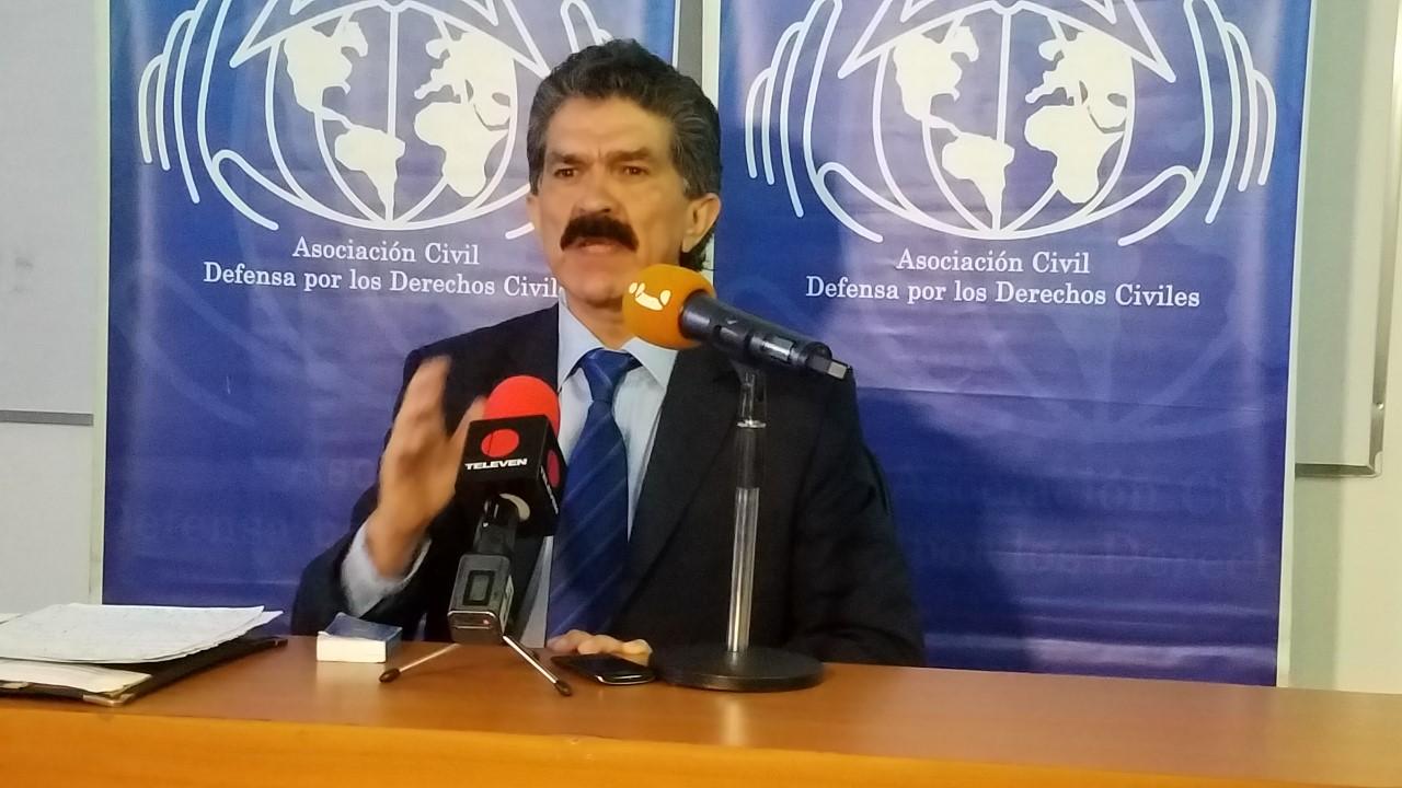 """Rafael Narváez:  Obtener votos capturando conciencias por dinero""""."""