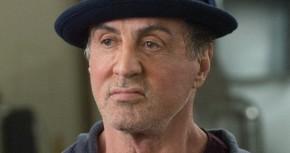Sylvester Stallone entrena duro como Rocky a sus 71años