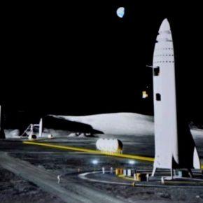 Space X planea enviar humanos a Marte en 2024 en naves de 48metros