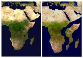 Una grieta está partiendo a África en dos(videos)