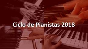Ciclo de Pianistas 2018 en la Asociación CulturalHumboldt