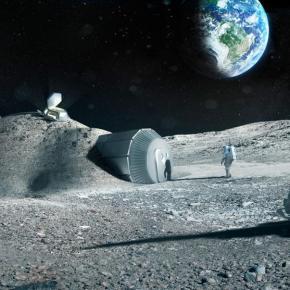 La Luna, el octavocontinente