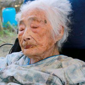 A los 117 años fallece abuela japonesa más longeva delmundo