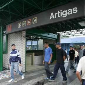 Metro de Caracas aúninactivo