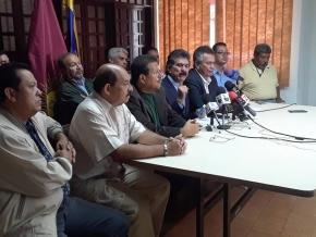 """Rafael Narvaez: """"Los eventos de Policarabobo son claramente una violación deDDHH"""""""