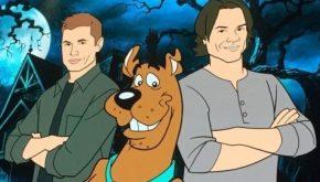 El inesperado crossover de Supernatural… ¡con ScoobyDoo!