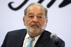 Magnate Slim dice sus empresas participan con 8 por ciento inversión total nuevo aeropuerto Ciudad deMéxico