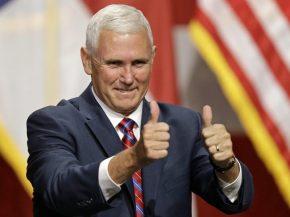 Vicepresidente de EE. UU. anuncia ayuda de 16 millones de dólares para migrantesvenezolanos