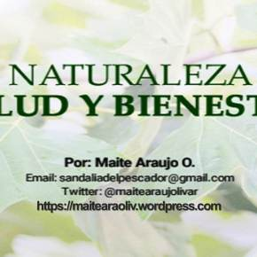 Maite Araujo Olivares: Come despacio y verás maravillosos resultados en tu salud (+video)