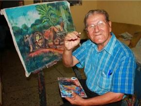 """Falleció """"El muralista de Aragua"""" EdmundoAlvarado"""