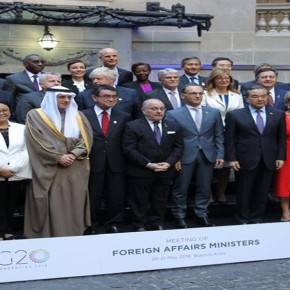 """G20 """"desconoce"""" eleccionesvenezolanas"""