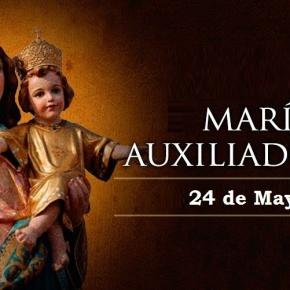 24 de Mayo: Día de María Auxiliadora: Historia de su Devoción yProtección