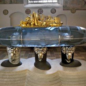 La sorprendente tumba de la reina Margarita deDinamarca