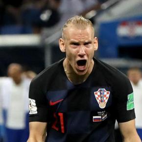 FIFA envió advertencia al croata Vida por video a favor deUcrania