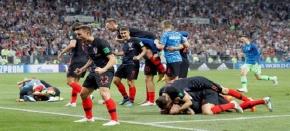 Histórico, Croacia va a lafinal