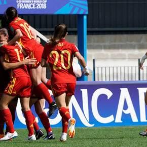Gran debut de la Selección, con un hat-trick de PatriGuijarro