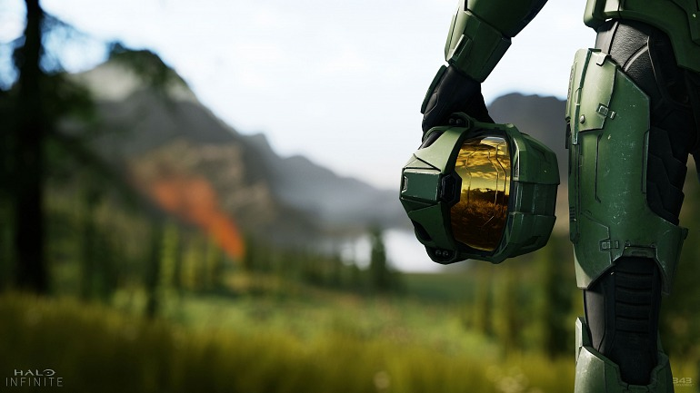 343 Industries confirma que Halo Infinite es Halo 6