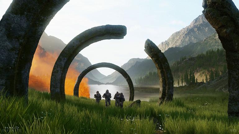 Halo Infinite es tan ambicioso que necesitaba nuevo motor gráfico