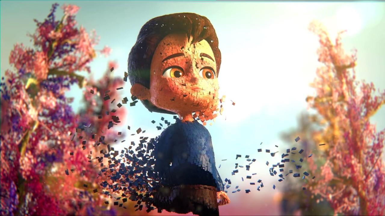 'Ian, una historia que nos movilizará', un corto animado que habla de amor e inclusión