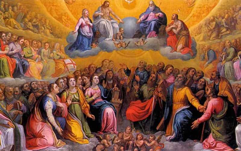 Hoy los Católicos celebran la solemnidad del día de todos los Santos