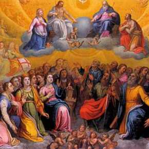 Hoy los Católicos celebran la solemnidad del día de todos losSantos