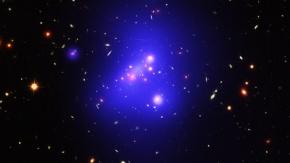 Confirman existencia de galaxia enana que descubrió astrónomoaficionado