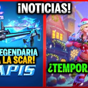 Nueva Actualizaciòn Navideña de Creative Destruction! ¿Temporada 4?